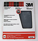3M 400 Grit Wet or Dry Sandpaper (1 Sheet)