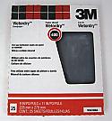 3M 400 Grit Wet or Dry Sandpaper (1 Sheet)