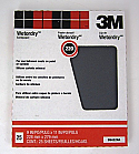 3M 220 Grit Wet or Dry Sandpaper (1 Sheet)