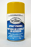 Gloss Yellow Spray Enamel