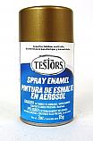 Gloss Metallic Gold Spray Enamel