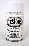Gloss White Spray Enamel
