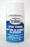 Flat White Spray Enamel