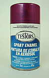 Gloss Burgandy Purple Metallic Spray Enamel