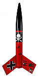Mega Der Red Max Estes Rockets