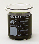 Beaker Borosilicate Glass Lab Zap 100 ml
