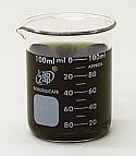 Beaker Borosilicate Glass Lab Zap 100 ml Pack of 12