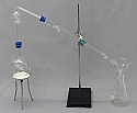 Student Distillation Distilling Apparatus