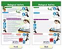 Biological Safety Bulletin Board Chart