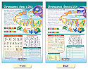 Chromosomes, Genes & DNA Bulletin Board Chart