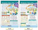 Chromosomes, Genes & DNA Bulletin Board Chart