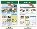 Earthquakes Bulletin Board Chart
