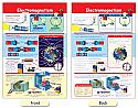 Electromagnetism Bulletin Board Chart