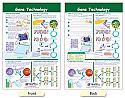 Gene Technology Bulletin Board Chart