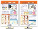 Genes & Heredity Bulletin Board Chart