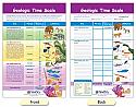 Geologic Time Scale Bulletin Board Chart