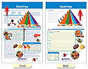 Nutrition Bulletin Board Chart