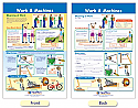 Work & Machines Bulletin Board Chart