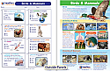 Mammals & Birds Visual Learning Guide