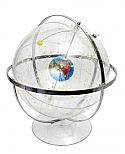 Transparent Celestial Star Globe 12 Inch