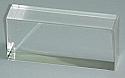 Acrylic Block Rectangular (75 x 50 x 15 mm)