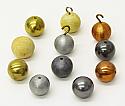 Ball Drilled - Aluminum 25 mm
