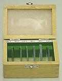 Lens Demonstration Set 50mm, In Wooden Box