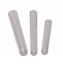 Test Tubes Plastic Polystyrene 16 x 100mm, 10ml Pack of 500