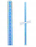 Gas Measuring Tube Glass 100ml