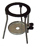 Adjustable Burner Stand Tripod
