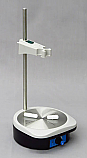 Compact Magnetic Stirrer with Clamp