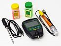 Handheld Combination Meter pH/mV/Temperature Portable
