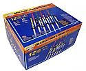 Color The Sky Complete Series Set of 12 Estes Rockets