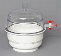 Plastic Vacuum Desiccator 300mm