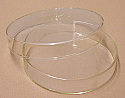 Petri Culture Dishes Glass 90mm Dia