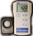 Lux Light Meter w/Waterproof Probe