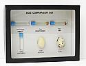 Egg Comparison Riker Mount