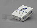 Glass Microscope Slides Plain 75x25mm Lab Zap, Pack of 72