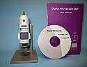 Digital Microscope 10-200x Zoom Scope USB