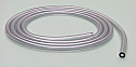 PVC Clear Tubing 1/8 inch(3.175mm) ID x 1/16 inch(1.587mm) WT, roll 100 ft