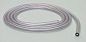 PVC Clear Tubing 1/4 inch(6.35mm) ID x 1/8 inch(3.175mm) WT, roll 100 ft