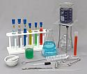 Chemistry Lab Equipmet Set - Basic- 26 Pieces