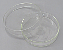 Petri Culture Dishes Borosilicate Glass Superior Quality 150mm Diameter