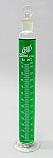 Graduated Mixing Cylinder Borosilicate Glass w/Stopper 250mL