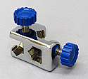 Universal Clamp Holder Nickel Plated