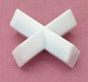 Magnetic Stir Bar Cross PTFE 11mm