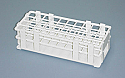 Test Tube Rack Stand Plastic for 40 Tubes