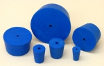 Rubber Stopper Size 0, 1 Hole