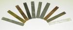 Electrode Bronze Strip Flat
