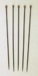 Insect Entomology Pins # 000 pk of 100